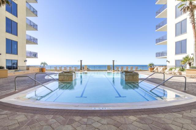 15100 Front Beach Road #403, Panama City Beach, FL 32413 (MLS #814436) :: The Premier Property Group