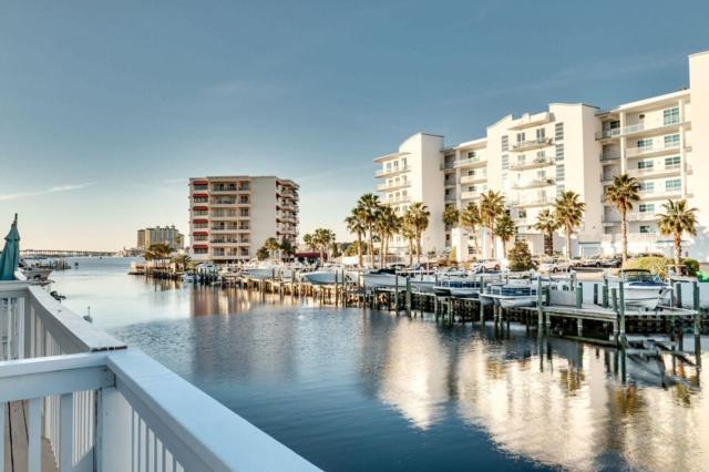 445 Gulf Shore Drive Unit 13, Destin, FL 32541 (MLS #814486) :: Berkshire Hathaway HomeServices Beach Properties of Florida