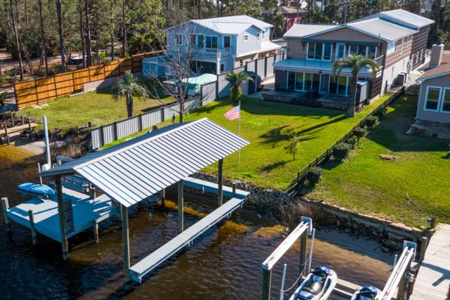 6432 S Lagoon Drive, Panama City Beach, FL 32408 (MLS #814489) :: Counts Real Estate Group