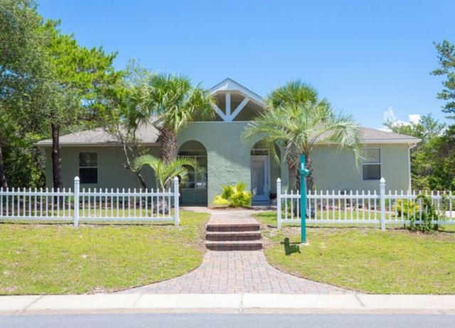 206 Seabreeze Circle, Inlet Beach, FL 32461 (MLS #814490) :: Berkshire Hathaway HomeServices Beach Properties of Florida
