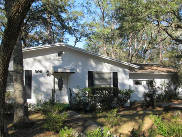 266 Pitts Bayshore Drive, Freeport, FL 32439 (MLS #814536) :: Classic Luxury Real Estate, LLC