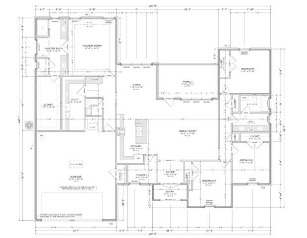 5343 Wyndell Circle, Crestview, FL 32539 (MLS #814592) :: Classic Luxury Real Estate, LLC