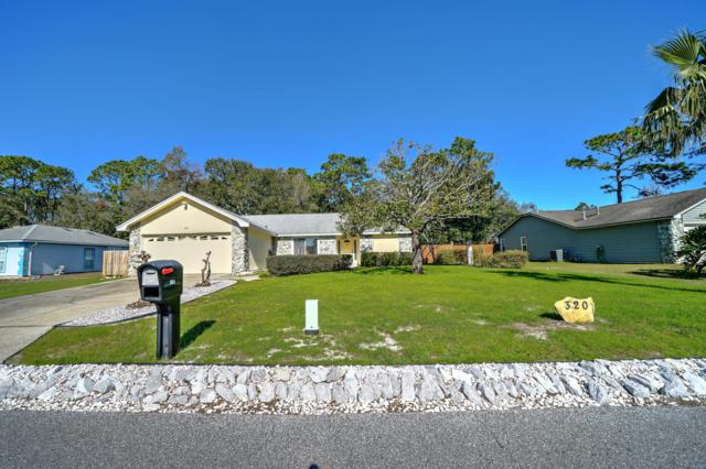 320 Fan Palm Place, Panama City Beach, FL 32408 (MLS #814593) :: Keller Williams Realty Emerald Coast