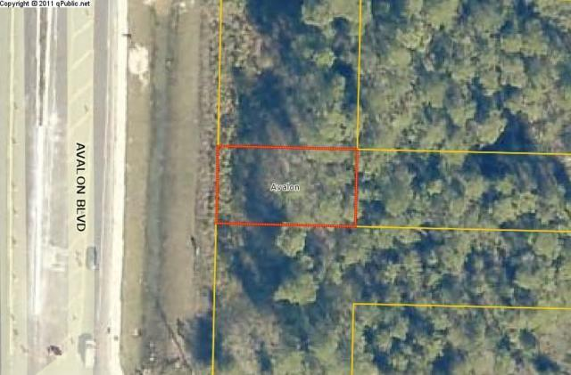 0000 Avalon Boulevard, Milton, FL 32583 (MLS #814609) :: ResortQuest Real Estate