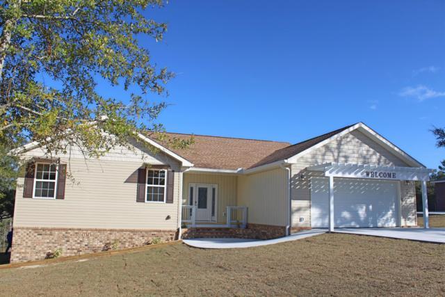 40 Hidden Lakes Trail, Defuniak Springs, FL 32433 (MLS #814623) :: Luxury Properties Real Estate
