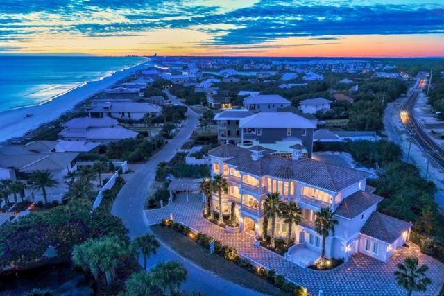 30 Pelican Circle, Inlet Beach, FL 32461 (MLS #814761) :: Classic Luxury Real Estate, LLC