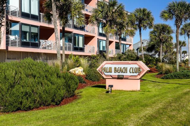 1390 Ft. Pickens Road #105, Pensacola Beach, FL 32561 (MLS #814802) :: Luxury Properties Real Estate