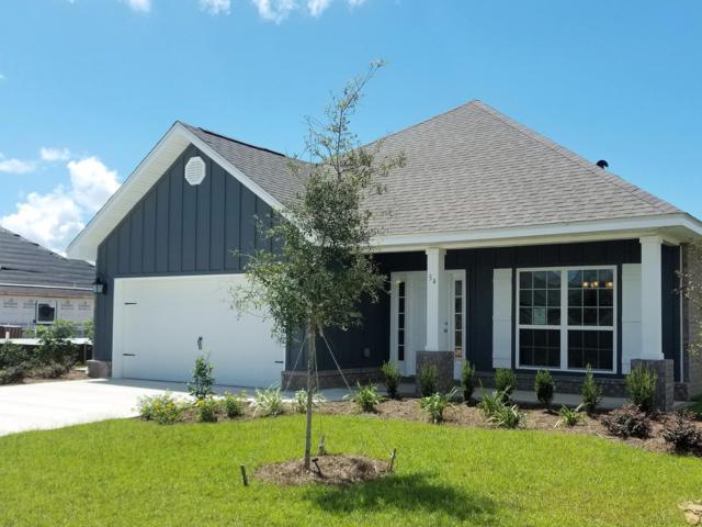 190 Lilly Bell Lane Lot 37, Freeport, FL 32439 (MLS #814805) :: ResortQuest Real Estate