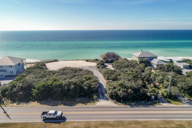 4691 W County Hwy 30A, Santa Rosa Beach, FL 32459 (MLS #814908) :: Keller Williams Emerald Coast