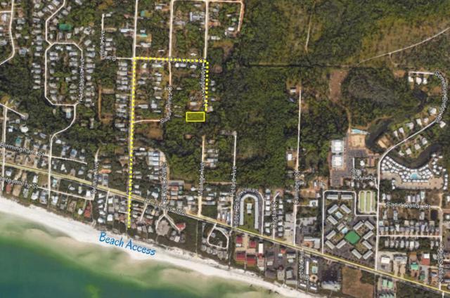 Lt 11 & 12 N Montigo Avenue Blk E, Santa Rosa Beach, FL 32459 (MLS #815099) :: ResortQuest Real Estate