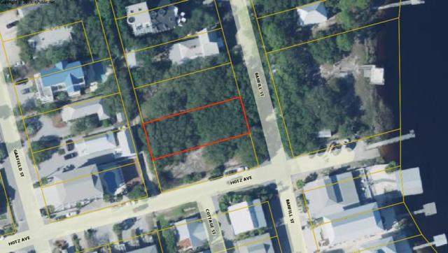 Lot 11 Banfill Street, Santa Rosa Beach, FL 32459 (MLS #815100) :: 30A Real Estate Sales