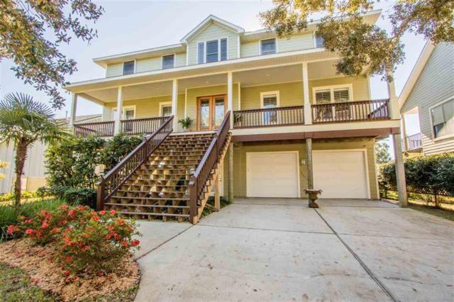 5209 Soundside Drive, Gulf Breeze, FL 32563 (MLS #815151) :: Keller Williams Emerald Coast