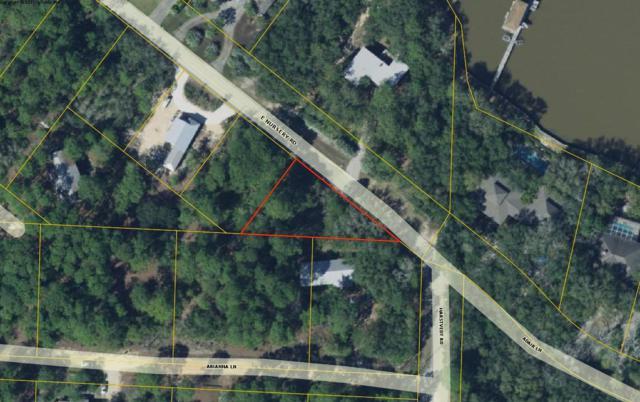 LOT 10 E Nursery Road, Santa Rosa Beach, FL 32459 (MLS #815189) :: Classic Luxury Real Estate, LLC