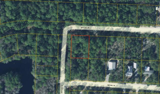 Lot 1 Blue Gulf Drive, Santa Rosa Beach, FL 32459 (MLS #815190) :: Counts Real Estate Group