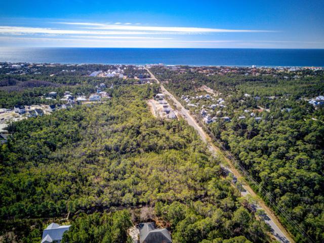 +/-6 Acres S County Road 393, Santa Rosa Beach, FL 32459 (MLS #815352) :: Luxury Properties Real Estate