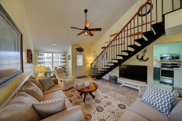 17462 Front Beach Road 52D, Panama City Beach, FL 32413 (MLS #815391) :: ResortQuest Real Estate