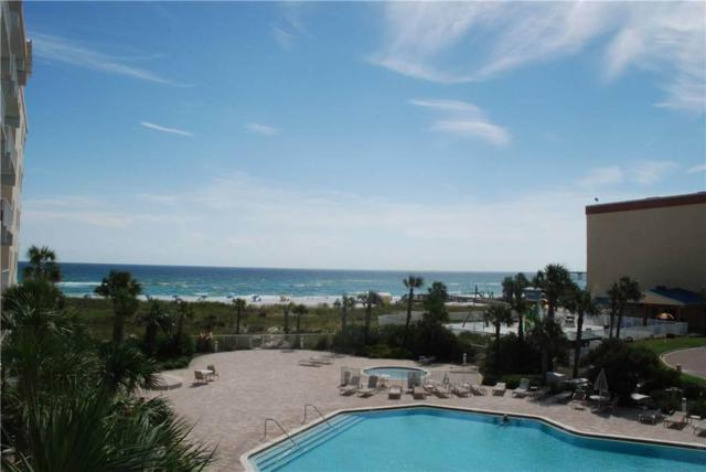1517 Miracle Strip Parkway Unit 302, Fort Walton Beach, FL 32548 (MLS #815413) :: Somers & Company