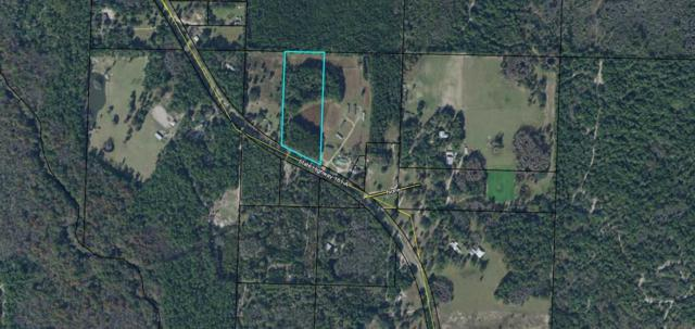 6.6 acres Ponce De Leon Springs Road, Ponce De Leon, FL 32455 (MLS #815415) :: CENTURY 21 Coast Properties