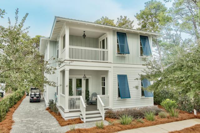 47 Trail Lane, Santa Rosa Beach, FL 32459 (MLS #815429) :: ResortQuest Real Estate