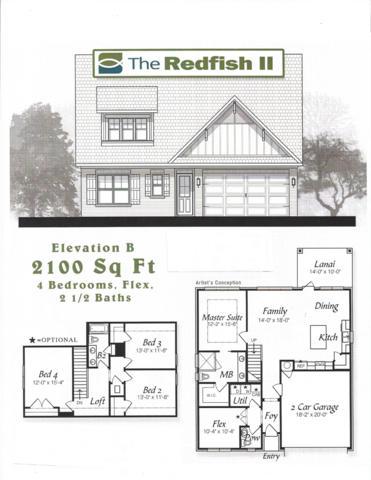 Lot 58 Oyster Blvd, Freeport, FL 32439 (MLS #815449) :: Hammock Bay