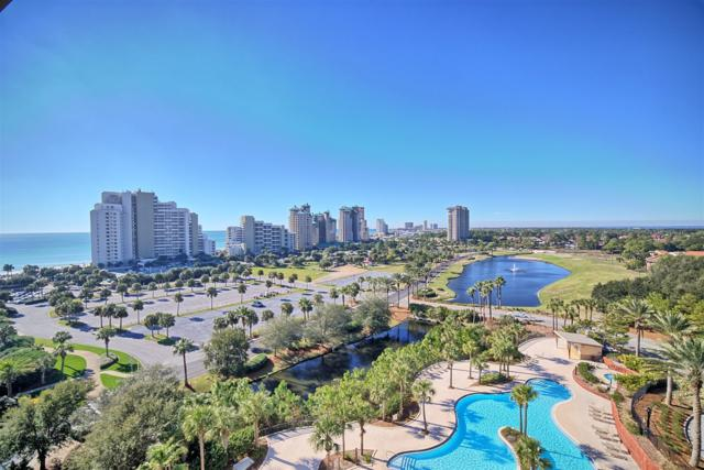 5002 Sandestin Blvd S #6828, Miramar Beach, FL 32550 (MLS #815497) :: Berkshire Hathaway HomeServices Beach Properties of Florida