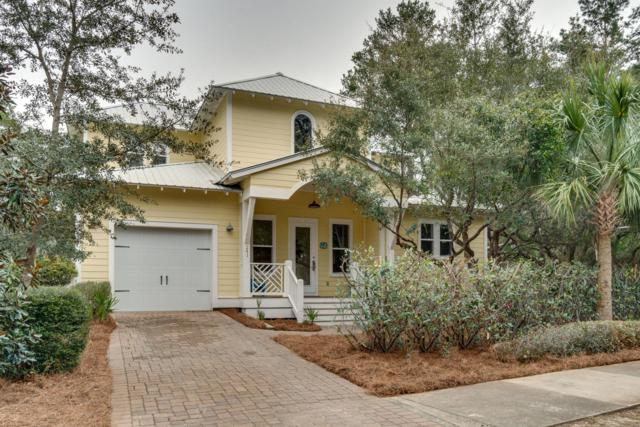 241 Lakewood Drive, Santa Rosa Beach, FL 32459 (MLS #815727) :: Classic Luxury Real Estate, LLC