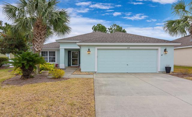 232 Middleburg Drive, Panama City Beach, FL 32413 (MLS #815735) :: ResortQuest Real Estate