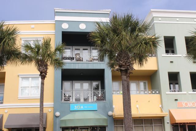 95 W Laura Hamilton Boulevard Unit 206, Santa Rosa Beach, FL 32459 (MLS #815801) :: Hilary & Reverie