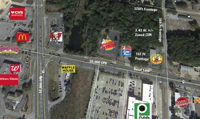 3200 Michigan Avenue, Pensacola, FL 32526 (MLS #815806) :: ResortQuest Real Estate