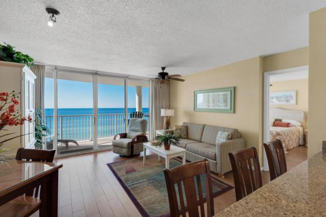 10509 Front Beach Road #702, Panama City Beach, FL 32407 (MLS #815855) :: The Prouse House | Beachy Beach Real Estate