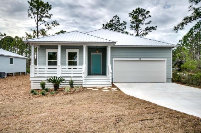 18 Dolphin Court, Santa Rosa Beach, FL 32459 (MLS #815886) :: Classic Luxury Real Estate, LLC