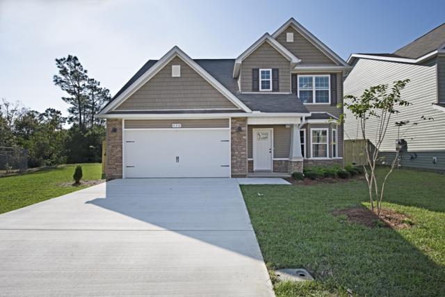442 Eisenhower Drive, Crestview, FL 32539 (MLS #815890) :: Classic Luxury Real Estate, LLC