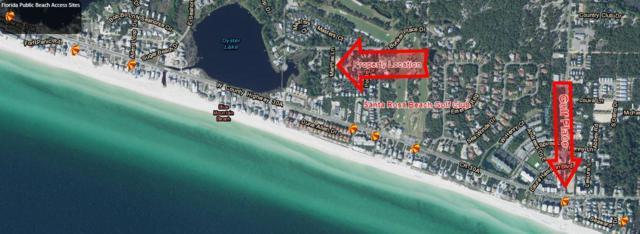 Lot 4 Martha's Lane, Santa Rosa Beach, FL 32459 (MLS #815932) :: Scenic Sotheby's International Realty