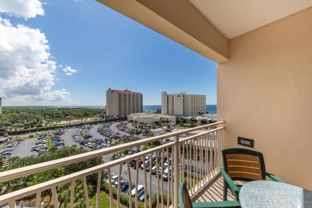 5002 S Sandestin Boulevard Unit 6727, Destin, FL 32550 (MLS #815965) :: Berkshire Hathaway HomeServices Beach Properties of Florida