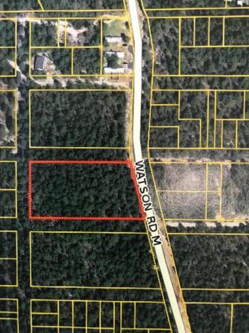 TBD Watson Road, Defuniak Springs, FL 32433 (MLS #816030) :: ResortQuest Real Estate