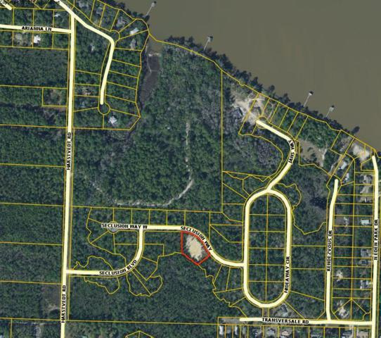 Lot 47 Seclusion Way, Santa Rosa Beach, FL 32459 (MLS #816047) :: Counts Real Estate Group
