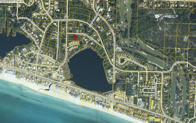 lot 3 Oyster Lake Drive, Santa Rosa Beach, FL 32459 (MLS #816184) :: Scenic Sotheby's International Realty