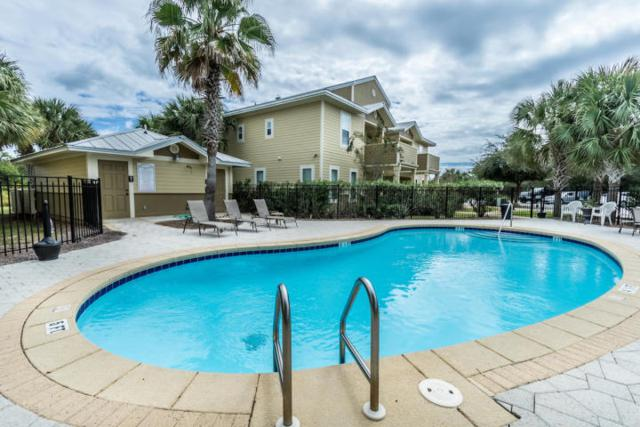 10 Silk Bay Drive #112, Santa Rosa Beach, FL 32459 (MLS #816213) :: ResortQuest Real Estate
