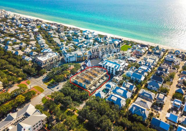 16 S Barrett Square 2C, Rosemary Beach, FL 32461 (MLS #816216) :: Rosemary Beach Realty