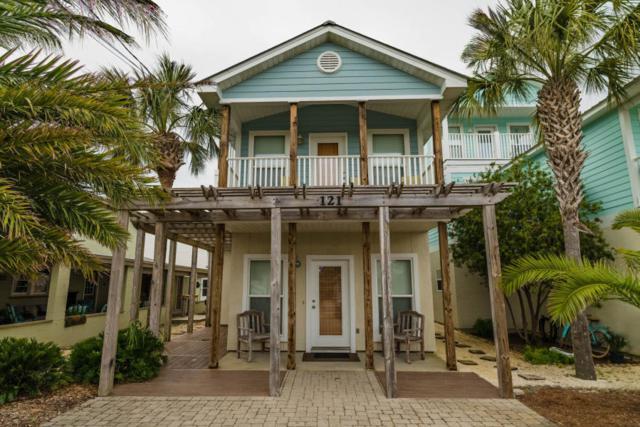 121 Rose Lane, Panama City Beach, FL 32413 (MLS #816218) :: Counts Real Estate Group