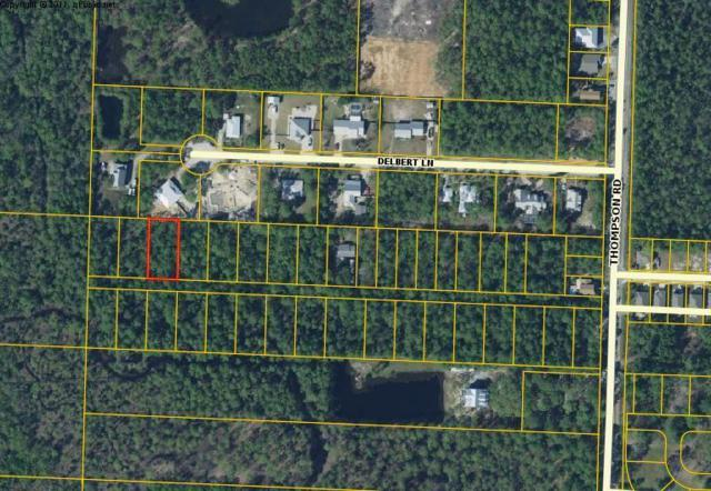 016 Thompson Road, Santa Rosa Beach, FL 32459 (MLS #816240) :: 30A Real Estate Sales