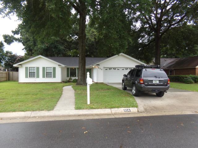 856 Valley Ridge Circle, Pensacola, FL 32514 (MLS #816269) :: Classic Luxury Real Estate, LLC