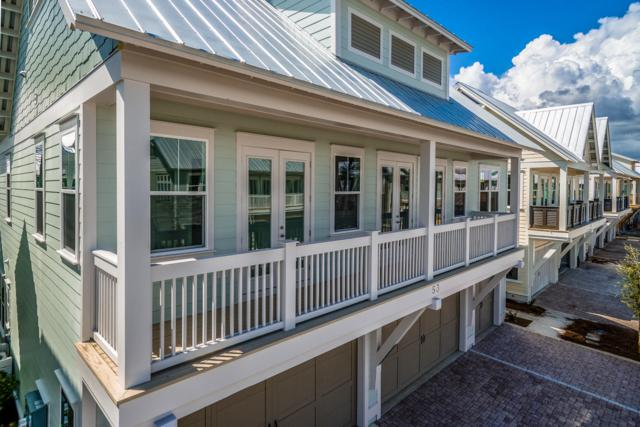117 W Pine Lands Loop C 493, Inlet Beach, FL 32461 (MLS #816271) :: Luxury Properties on 30A