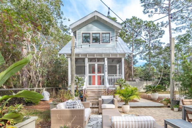 174 Montigo Avenue, Santa Rosa Beach, FL 32459 (MLS #816316) :: Luxury Properties on 30A