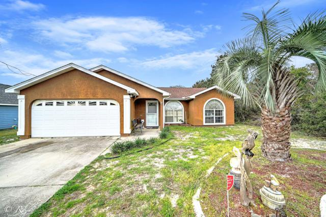 506 Dogwood Street, Panama City Beach, FL 32407 (MLS #816338) :: Classic Luxury Real Estate, LLC