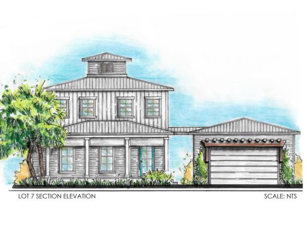 TBD -Lot 7 Old Marsh Cove, Santa Rosa Beach, FL 32459 (MLS #816342) :: Counts Real Estate Group