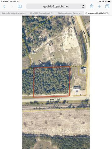 XXX Highway 90, Crestview, FL 32539 (MLS #816463) :: Scenic Sotheby's International Realty