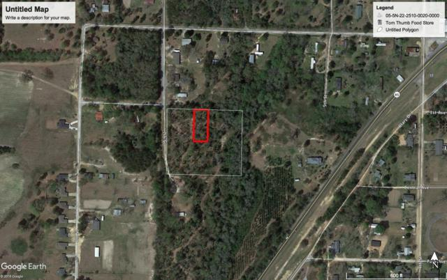 Lot 4 Seventh Street, Laurel Hill, FL 32567 (MLS #816517) :: CENTURY 21 Coast Properties