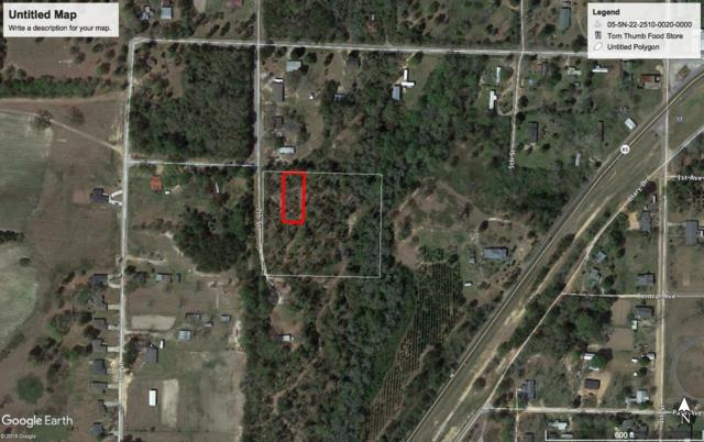 Lot 5 Seventh Street, Laurel Hill, FL 32567 (MLS #816519) :: CENTURY 21 Coast Properties