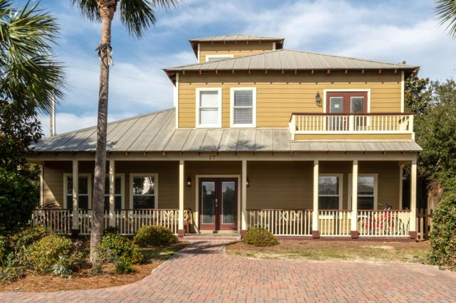 17 Tranquil Way, Inlet Beach, FL 32461 (MLS #816521) :: Somers & Company